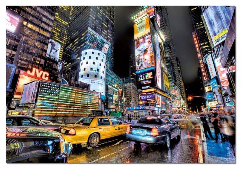 Puzzle 1000 elementów, Times Square, Nowy Jork