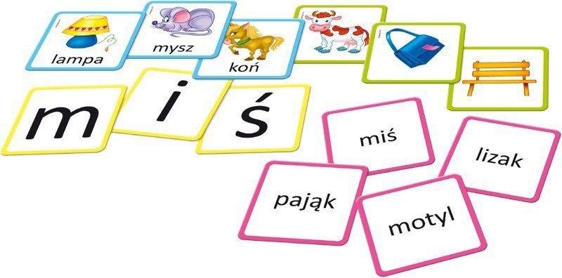 Zestaw Edukacyjny Zabawa W Czytanie