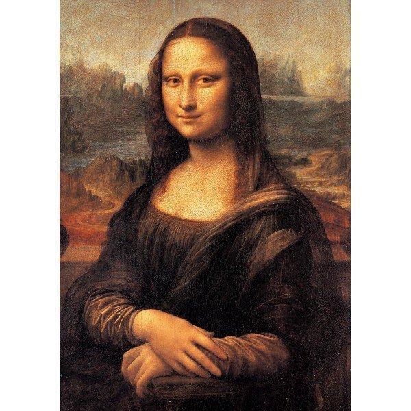 CLEMENTONI 500 EL. Mona Lisa