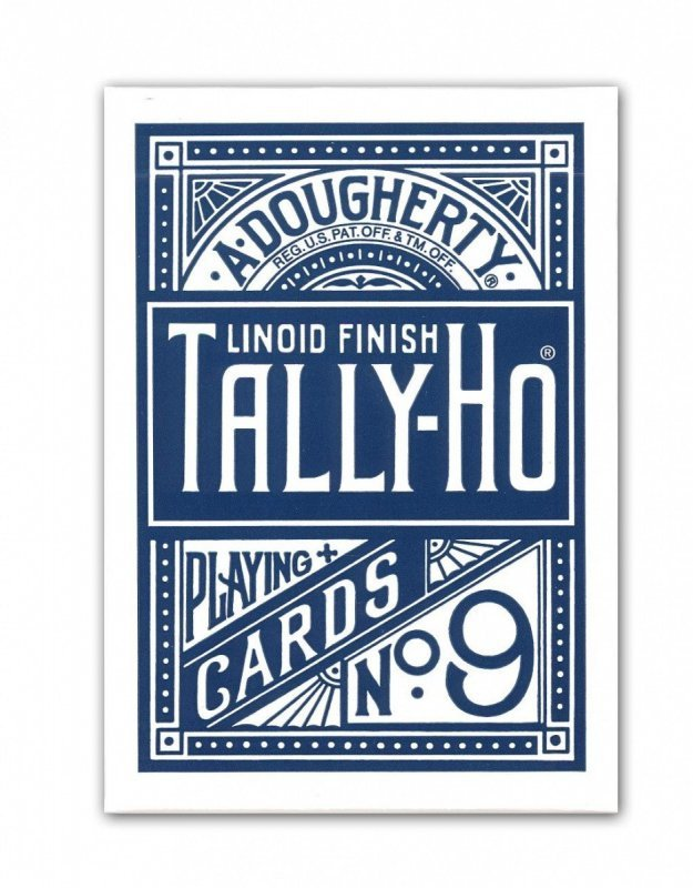Karty TALLY-HO Standardowy indeks mix
