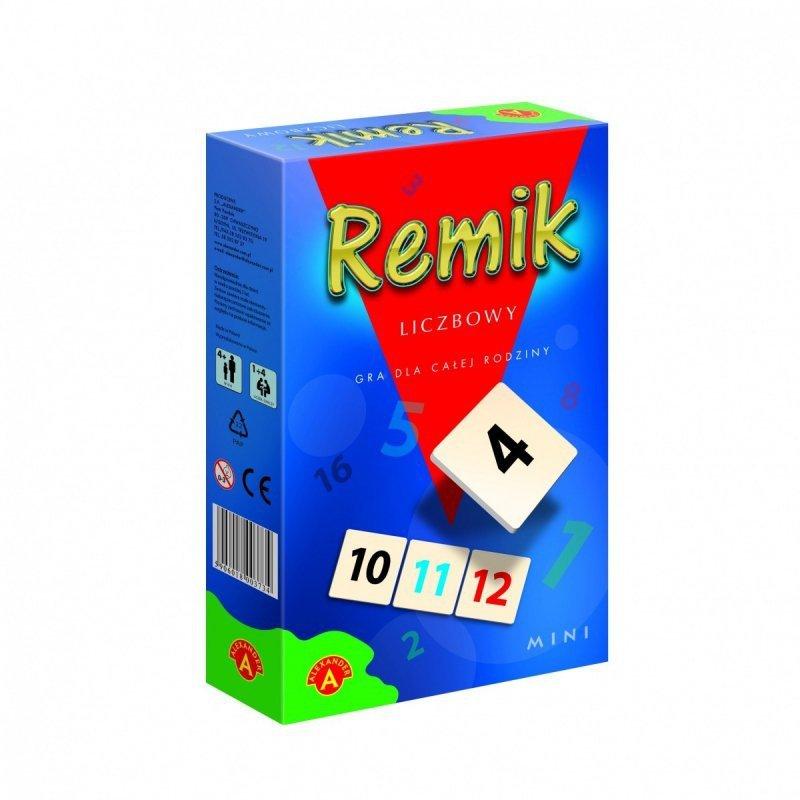 Gra Remik liczbowy mini