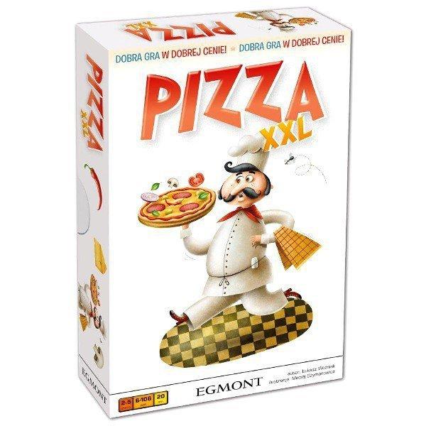 Dobra gra w dobrej Cenie, Pizza XXL