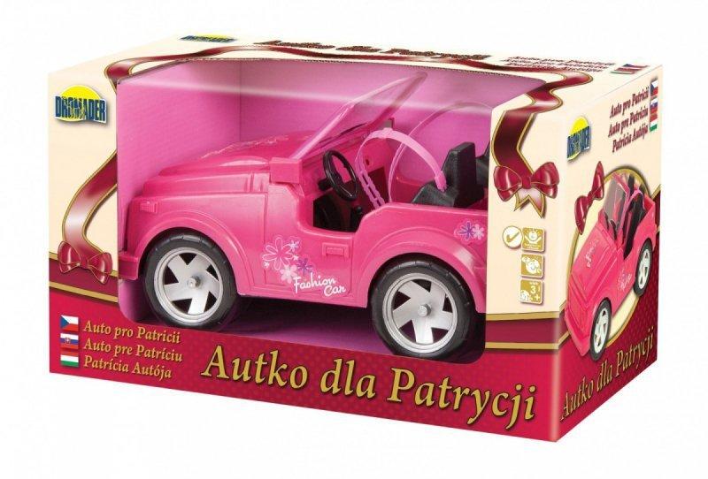 Autko dla Patrycji - Pudełko