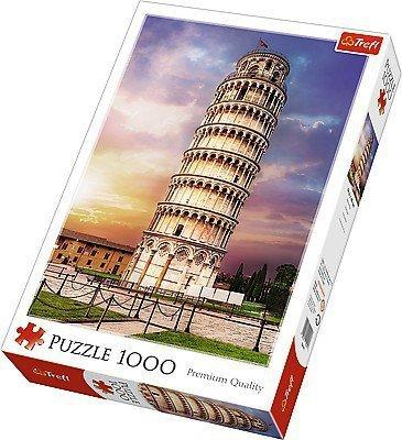 1000 Elementów Wieża w Pizie