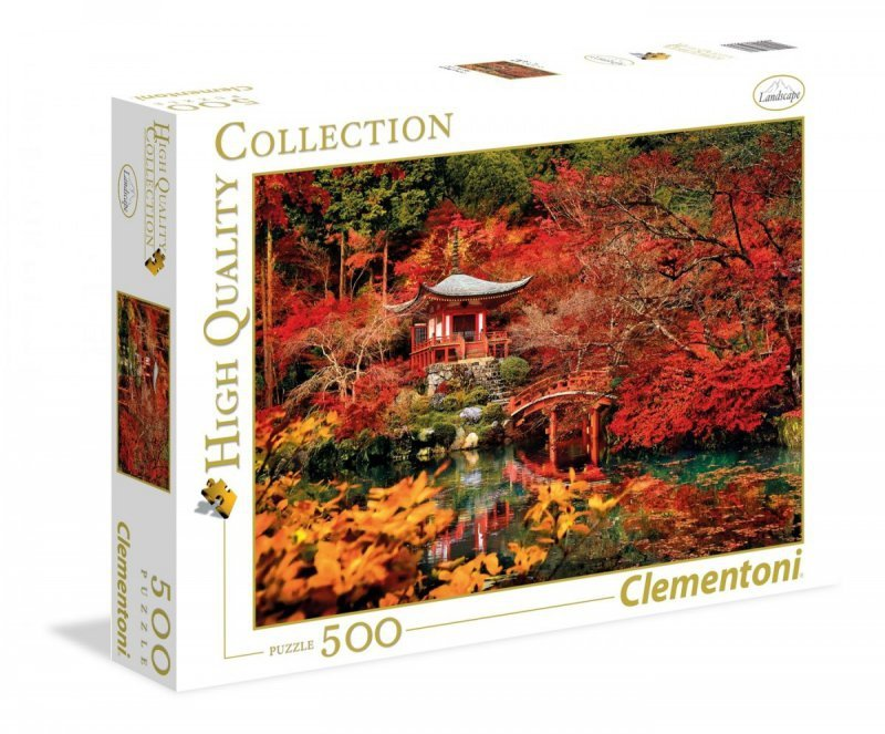 500 Elementów Orient Dream