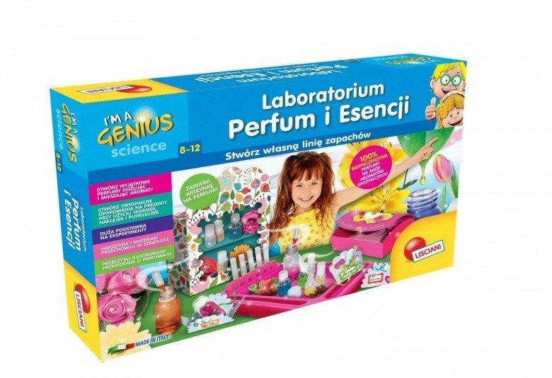 Zestaw naukowy I'm a Genius Laboratorium perfumeryjne