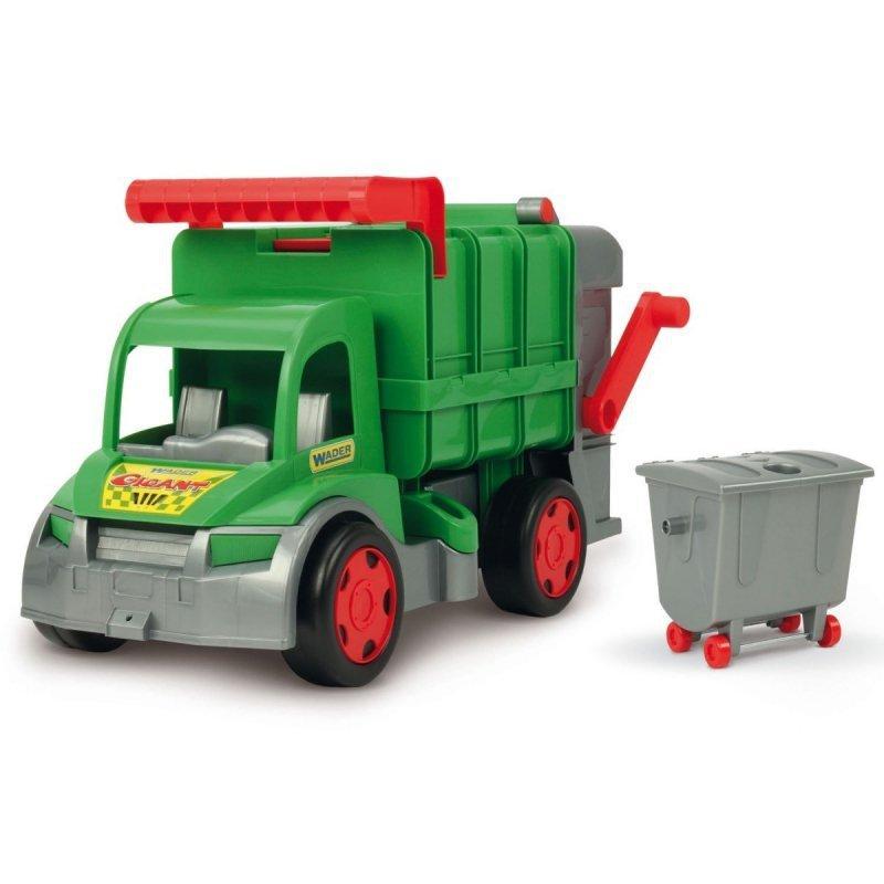 Śmieciarka 60 cm Gigant Farmer luzem