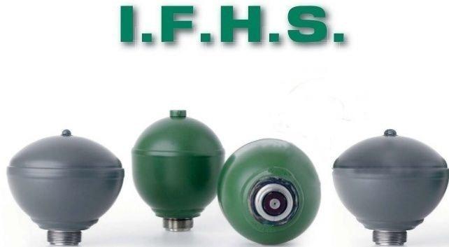 KPL 7 SZT Kula Sfera przód + tył  CITROEN C5 III X7 08-   C550FH , C570FR , C540RH , C544RQSEDAN IFHS