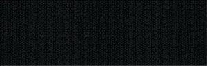 Ceramika Color Dekor Xero Black Rett. 25x75