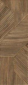 Paradyż Woodskin Brown A Struktura 29,8x89,8