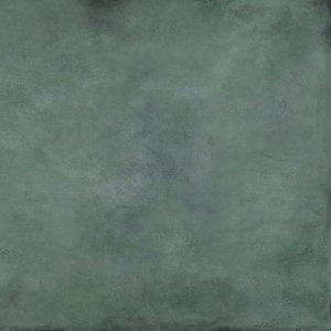 Tubądzin Patina Plate Green MAT 59,8x59,8