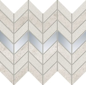 Domino Tempre Grey Mozaika 29,8x24,6