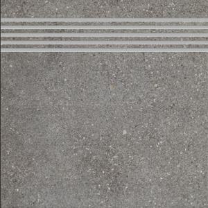 Ceramika Końskie Leo Graphite Stopnica 33,3x33,3
