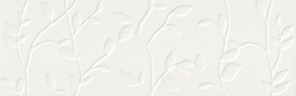 Opoczno Winter Vine White Structure 29x89