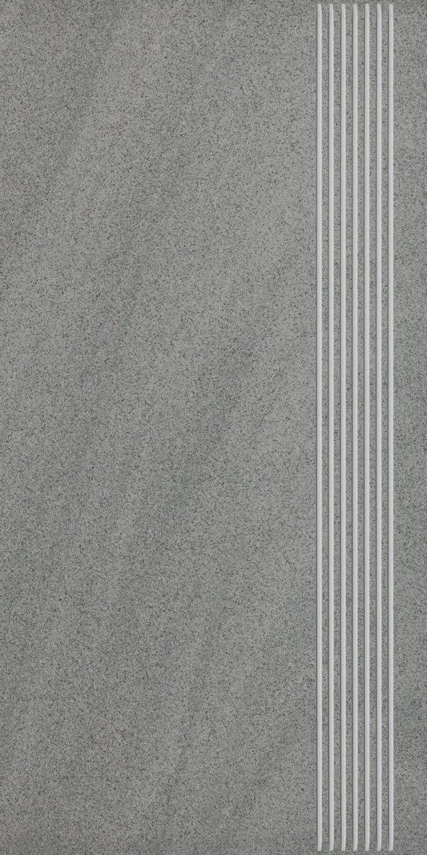 Paradyż Arkesia Grigio Stopnica Satyna 29,8x59,8