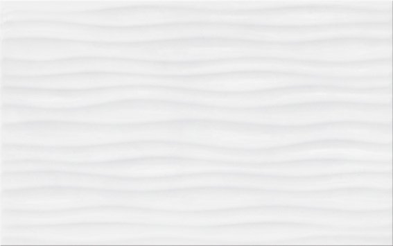 Cersanit PS218 White Structure 25x40