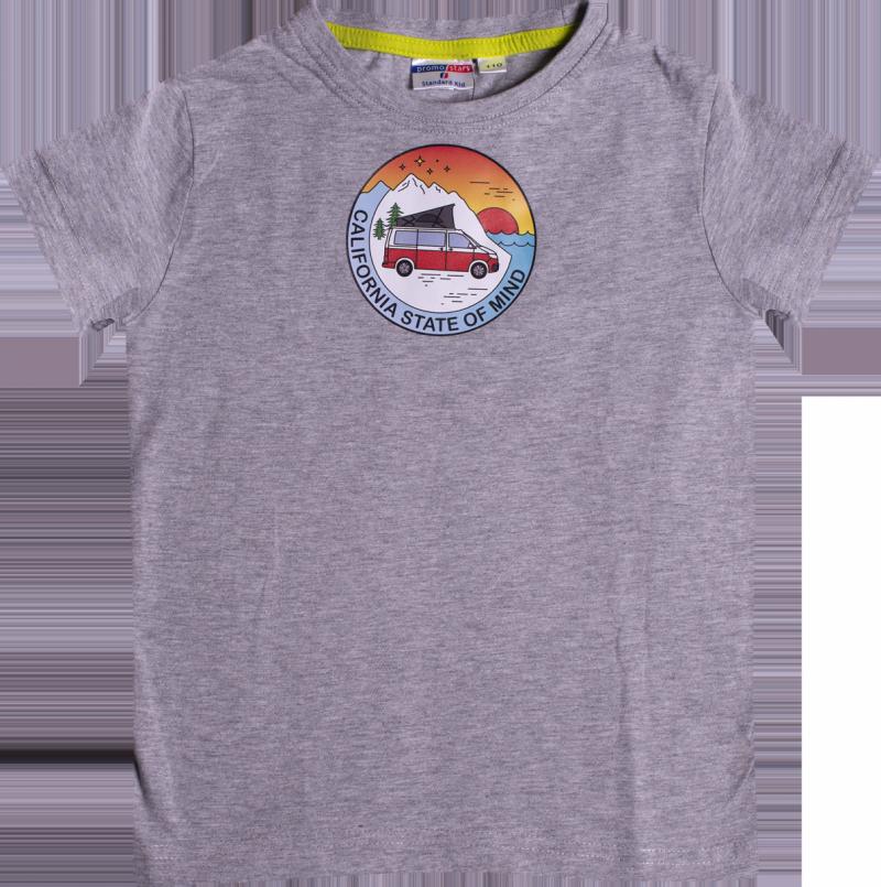 Koszulka dziecięca T-shirt California State of Mind