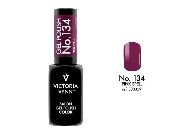 Victoria Vynn Salon Gel Polish COLOR kolor: No 134 Pink Spell