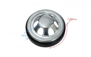 Miarka poziomu oleju - wizjer DB250 MZK