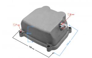 Pokrywa silnika – głowicy ATV Mikilon GY6-180 (H)