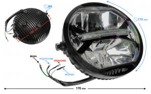 Reflektor LED
