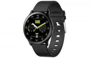 Smartwatch Rubicon RNCE61 czarny AMOLED
