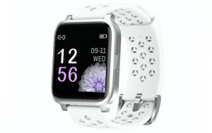 Smartwatch Rubicon RNCE58 srebrny