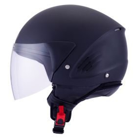 Kask Motocyklowy KYT COUGAR matowy czarny - L
