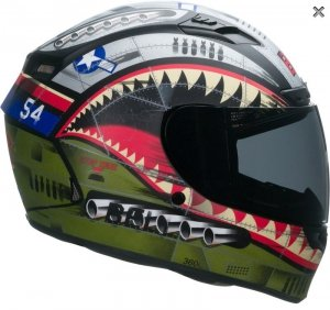 KASK BELL QUALIFIER DLX DEVIL MAY CARE M