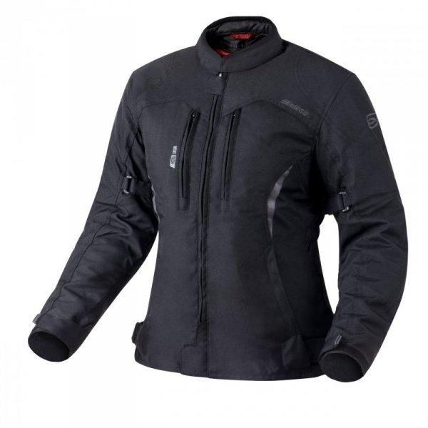 KURTKA TEKSTYLNA OZONE DELTA IV LADY BLACK DXL
