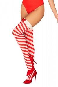 Obsessive Kissmas stockings
