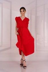 Sukienka Merlotina Red