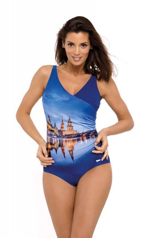 Kostium kąpielowy Daniella Blueberry M-555 (2)
