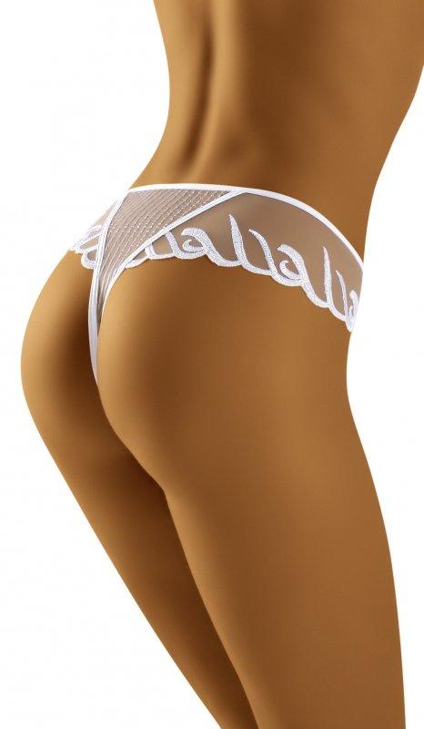 Stringo-shorty Makumba Białe
