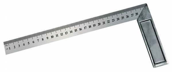 KĄTOWNIK STALOWY SKALOWANY DWUSTRONNIE 250MM