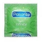 Pasante Delay/Infinity Prezerwatywy opóźniające wytrysk 1szt