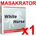 1x White Horse NOWOŚĆ mocniejszych na erekcję potencję nie znajdziesz