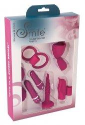 Zestaw zabawek Sweet Smile różowy