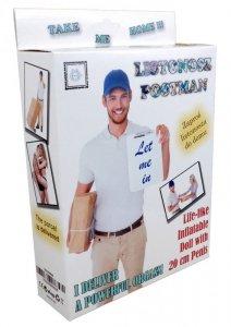 Lalka- Listonosz - Postman Male Doll