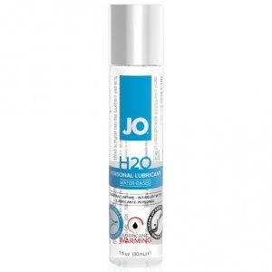 Lubrykant rozgrzewający H2O Warming 30 ml System JO