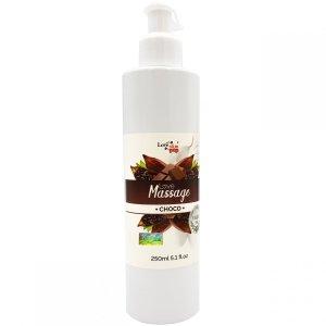 Żel do masażu i lubrykant w jednym Czekoladowy zapach 250ml