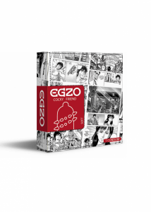 Condom Egzo Dragon Lord`s 1 sztuka