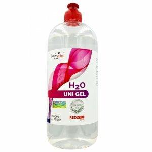 H2O UNI ŻEL WODNY POŚLIZGOWY 1000mlRED BOTTLE LINE