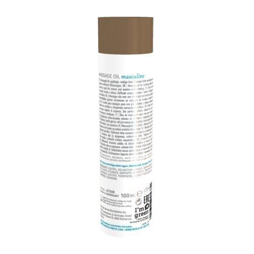 Olejek-Shiatsu Massage Oil Amber & Eucalyptus oil 100ml.
