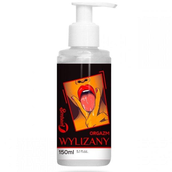 Olejek do masażu i lubrykant w jednym wiśniowym 150ml