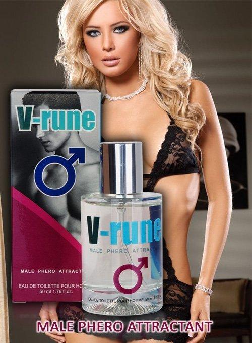 V-rune -meskie FEROMONY ZAPACHOWE 50 ml