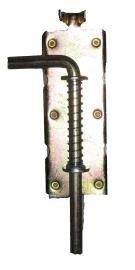 ZASUWA SPRĘŻYNOWA OCYNKOWANA 250-300MM