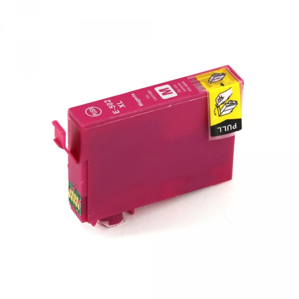 Tusze do EPSON 502XL XP-5100 WF-2800 WF-2860 - GP-E502XL M