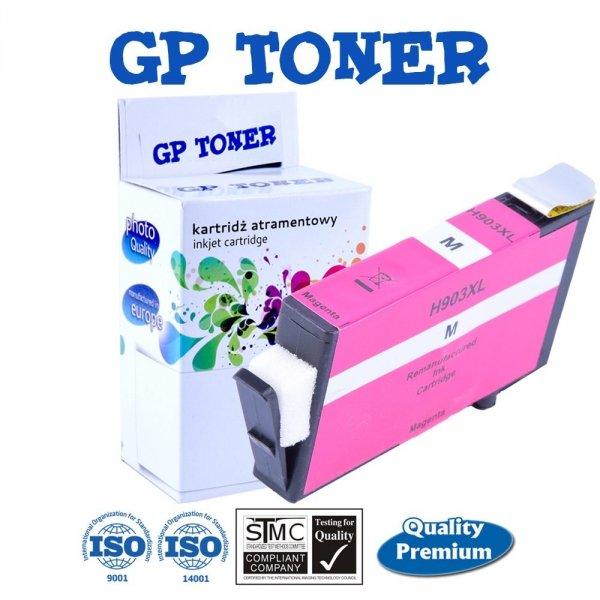 Tusz do HP 903XL Officejet 6900 6950 6960 6970 - GP-H903XL M - Czerwony