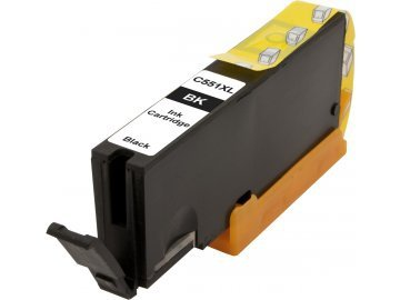 Tusz Zamiennik Canon CLI-551XL IP7250, MG5450, MG6350, MX725, MX925 - GP-C551XLBK Black